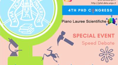 4 marzo 2020: PhD meets High School @ museo Kosmos