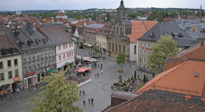 L'amicizia con Bayreuth città gemellata